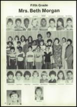 1981 Seagraves High School Yearbook Page 130 & 131