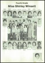 1981 Seagraves High School Yearbook Page 132 & 133