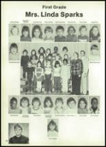 1981 Seagraves High School Yearbook Page 142 & 143