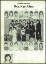 1981 Seagraves High School Yearbook Page 144 & 145