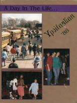 1988 Yearbook Ypsilanti High School