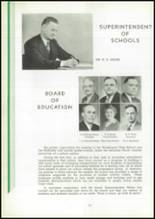 1939 Washington High School Yearbook Page 16 & 17