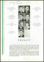 1939 Washington High School Yearbook Page 18 & 19
