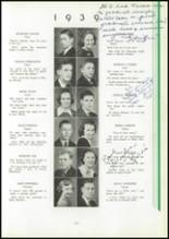 1939 Washington High School Yearbook Page 22 & 23