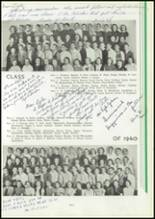 1939 Washington High School Yearbook Page 32 & 33