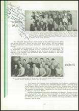 1939 Washington High School Yearbook Page 40 & 41