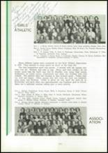 1939 Washington High School Yearbook Page 42 & 43
