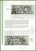 1939 Washington High School Yearbook Page 54 & 55