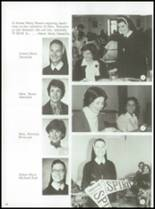 1978 Notre Dame Academy Yearbook Page 24 & 25
