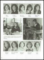 1978 Notre Dame Academy Yearbook Page 32 & 33