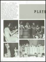 1978 Notre Dame Academy Yearbook Page 54 & 55