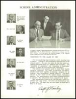 1960 Clarence High School Yearbook Page 12 & 13