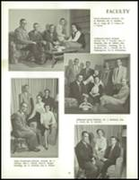 1960 Clarence High School Yearbook Page 14 & 15