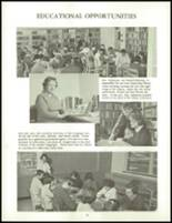 1960 Clarence High School Yearbook Page 16 & 17