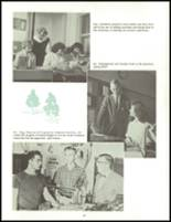 1960 Clarence High School Yearbook Page 18 & 19