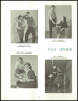 1960 Clarence High School Yearbook Page 28 & 29