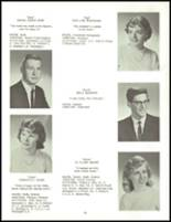 1960 Clarence High School Yearbook Page 32 & 33
