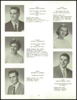 1960 Clarence High School Yearbook Page 34 & 35