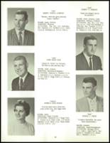 1960 Clarence High School Yearbook Page 38 & 39