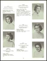 1960 Clarence High School Yearbook Page 42 & 43