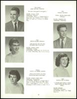 1960 Clarence High School Yearbook Page 44 & 45