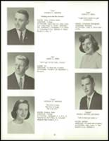 1960 Clarence High School Yearbook Page 46 & 47