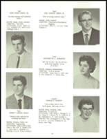 1960 Clarence High School Yearbook Page 50 & 51