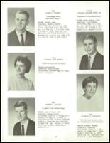 1960 Clarence High School Yearbook Page 52 & 53