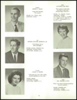 1960 Clarence High School Yearbook Page 54 & 55