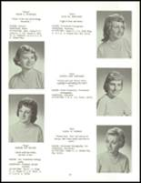 1960 Clarence High School Yearbook Page 56 & 57