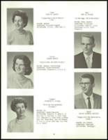 1960 Clarence High School Yearbook Page 58 & 59