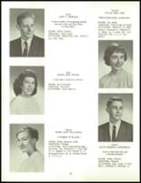 1960 Clarence High School Yearbook Page 62 & 63