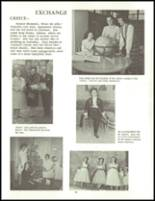 1960 Clarence High School Yearbook Page 68 & 69