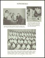 1960 Clarence High School Yearbook Page 74 & 75