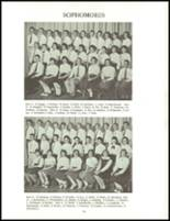 1960 Clarence High School Yearbook Page 76 & 77