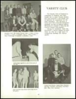 1960 Clarence High School Yearbook Page 84 & 85
