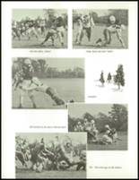 1960 Clarence High School Yearbook Page 88 & 89