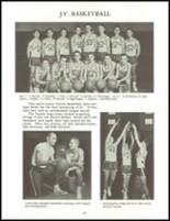1960 Clarence High School Yearbook Page 92 & 93