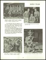 1960 Clarence High School Yearbook Page 98 & 99