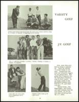 1960 Clarence High School Yearbook Page 100 & 101