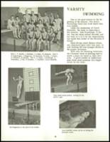 1960 Clarence High School Yearbook Page 102 & 103