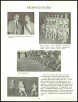 1960 Clarence High School Yearbook Page 104 & 105