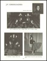 1960 Clarence High School Yearbook Page 106 & 107