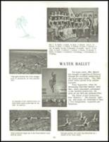 1960 Clarence High School Yearbook Page 108 & 109
