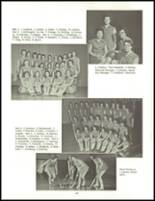 1960 Clarence High School Yearbook Page 110 & 111