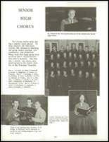 1960 Clarence High School Yearbook Page 116 & 117