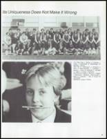 1979 Holy Name High School Yearbook Page 80 & 81
