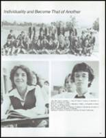 1979 Holy Name High School Yearbook Page 84 & 85