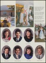1989 Quinton High School Yearbook Page 18 & 19