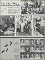 1989 Quinton High School Yearbook Page 22 & 23